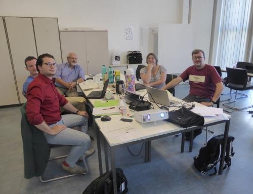 Third INNOSOC Steering Committee Meeting (Leipzig)