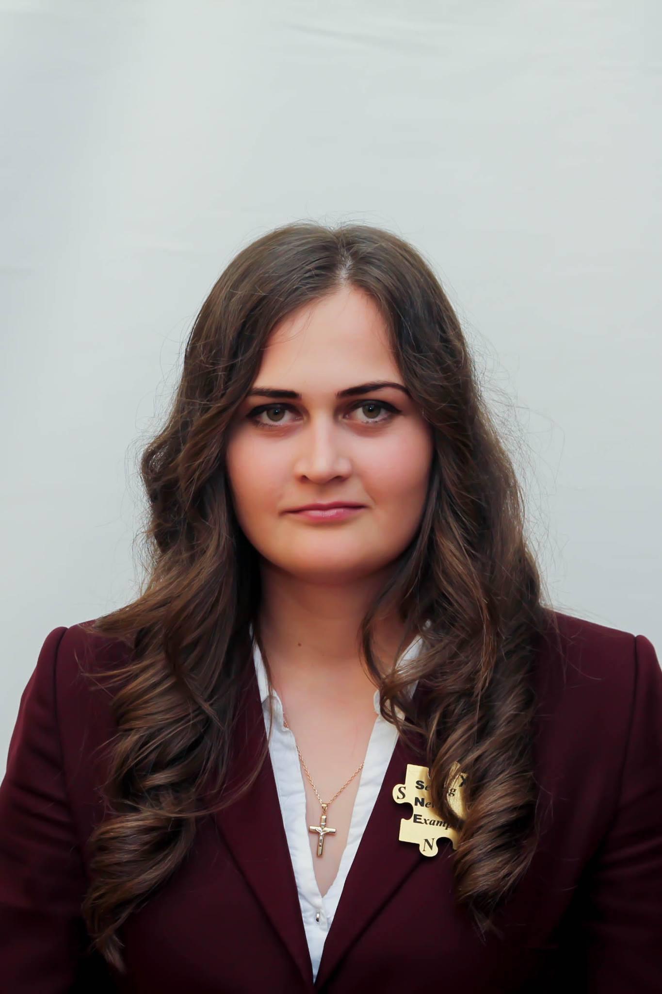 Elena Petruta does not have a photo :(
